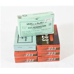 140 Rounds 223 & 5.56 Ammunition