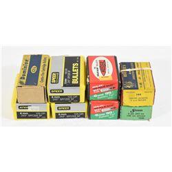 Box Lot 6MM Rifle Bullets