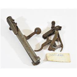 Carcano Gun Parts