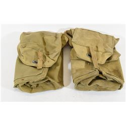 2 1943 Pattern Army Bags