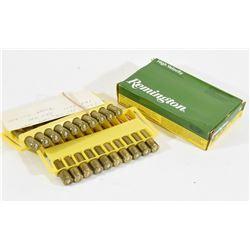 Mixed Lot 7x57 Mauser Ammunition
