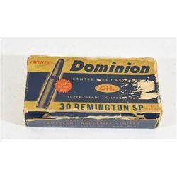 Dominion 30 Remington