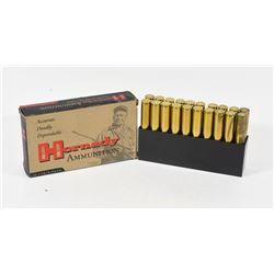 20 Rounds Hornady Lapua Ammunition