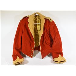 WWI Highland Officers Dress Coatee
