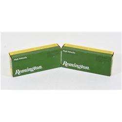 Remington 223 55gr.