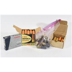 Box Lot Assorted Shotgun Ammunition