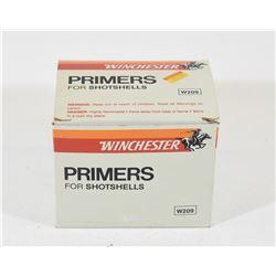 Winchester Shotshell Prmers