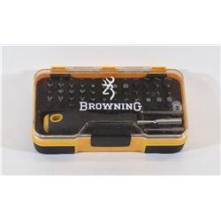 Browning Gunsmithing Screwdriver Set