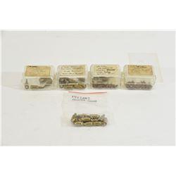 Box Lot  .14 Dart Cartridges & Components
