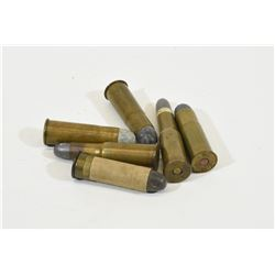 Vintage Rifle Cartridges