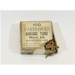Box of 297/230 Morris Short Ammunition