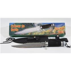 """Survival Knife 14"""""""