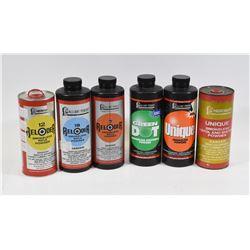 Box Lot Alliant Smokeless Powder