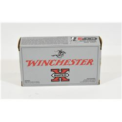 15 Rounds of  Winchester 308cal 180gr PP Ammo