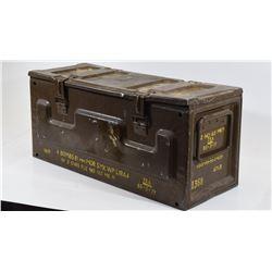 81mm Mortar Ammunition Can