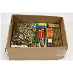 Assorted 22LR Ammunition