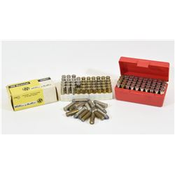 Assorted 38 Special Ammunition