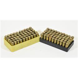100 Rounds Factory 38 ACP Ammunition