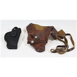 Small Frame Revolver Holsters