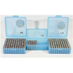 225 Rounds 38 Special Wad Cutter Ammunition