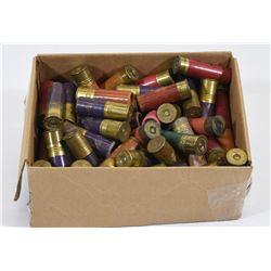 """70 Rounds 12 Gauge 2 3/4"""" Paper Ammunition"""