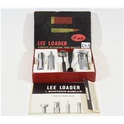 Lee 12 Gauge Loader Complete Set