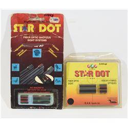 Star Dot Shotgun Sights