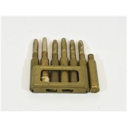 6.5 Carcano Ammunition and Clip