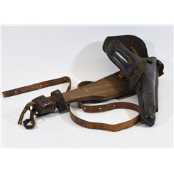 Original Luger Artillery Holster & Stock