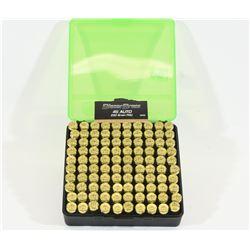 100 Rounds Factory 45 ACP Blazer Ammunition