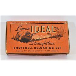 Lyman Ideal 12ga Straight Line Shotshell Reloading