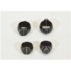 Vintage Buehler Scope Rings