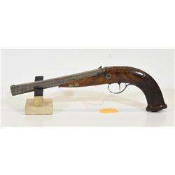 Antique Percussion Muzzle Loading Pistol