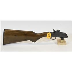 Bioto 12 Gauge Single Barrel Receiver and Stock