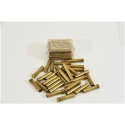 270 REN Cartridges and Brass