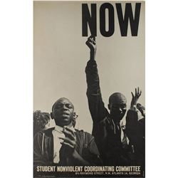 Student Nonviolent Coordinating Committee Poster