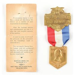 Herbert Hoover: 1932 RNC Badge