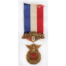 Herbert Hoover: 1928 RNC Badge