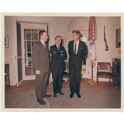 John F. Kennedy (2) Original Photographs