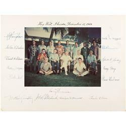 Harry S. Truman Signed Photograph
