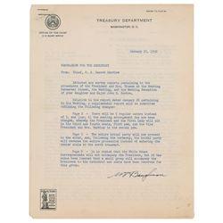 Harry S. Truman Secret Service Report