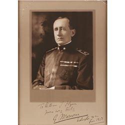 Guglielmo Marconi Signed Photograph