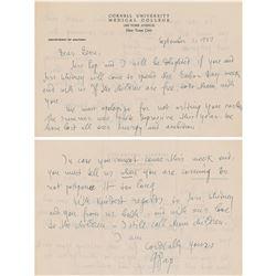 Georgios Papanikolaou Archive (16 Letters)
