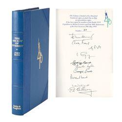 Everest Multi-Signed Book