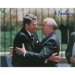 Mikhail Gorbachev Signed Photograph