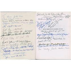 John Lewis Signed Book