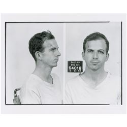 Lee Harvey Oswald Limited Edition Photograph