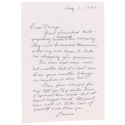 Titanic: Dean and Shuman Signed Letters