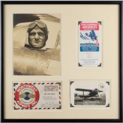Charles 'Speed' Holman (3) Signed Items