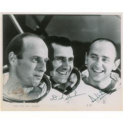 Apollo 12 Signed Photograph